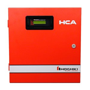 HCA-8 - 8 Zone Conventional Panel, 6.5 AMP, 120V, Red