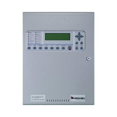 FireNET® Plus Intelligent Addressable, 1 Loop, dialer, Gray, 120V