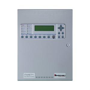 FireNET® Plus Intelligent Addressable, 1 Loop, No dialer, Expandable, Gray, 120V