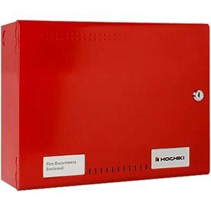 HA0711-10 Fire Document Box Standard Depth, Red