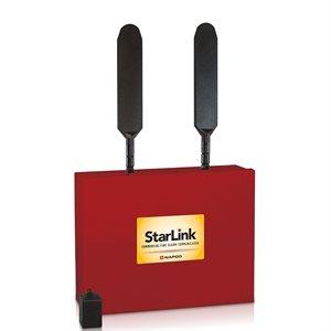 Dual Path Fire Cellular GSM Communicator
