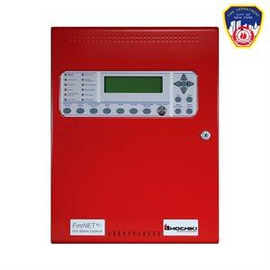 FireNET Plus 1127US0ERS120-NY 1 Loop Fire Alarm Control Panel (Analog)
