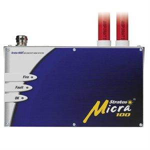 9-30764-ULF Stratos Micra 100 c/w Relay/Input card (UL/FM)