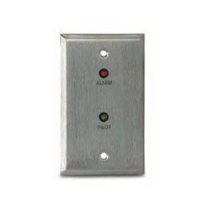 MS-RA/P Remote Alarm LED and Pilot LED