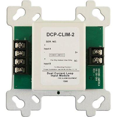 DCP-CLIM-2 Current Loop Input Module, Dual Input