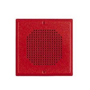 Speaker, Wall Mount, Red