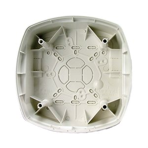 HBLP-W - Weatherproof Backbox, White (For use with HSSPK Series)