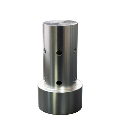 """3/4"""" 180 Stainless Sidewall Discharge Nozzle"""